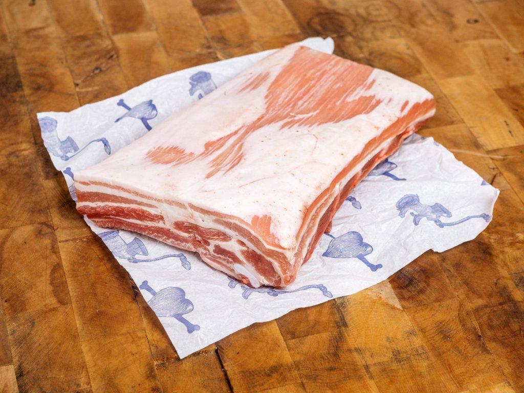 Vepřový bok na steak bez kosti