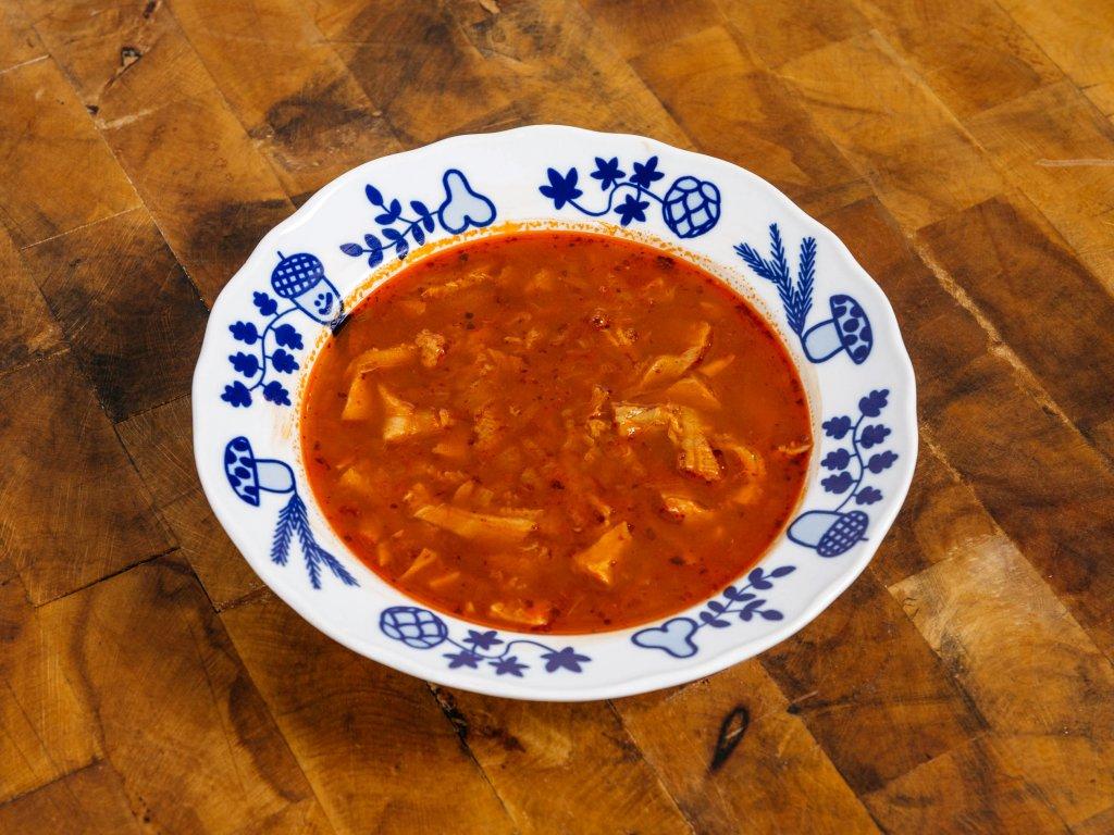 polévka dršťková 1