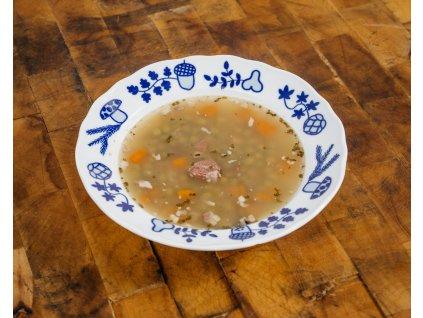 polévka uzená