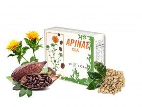 87 Apinat CLA kapsułki