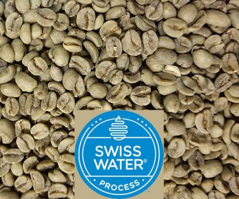 Jak vzniká bezkofeinová káva?