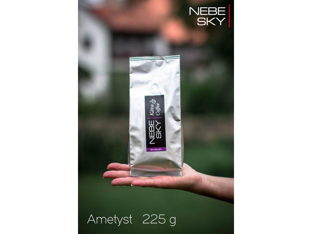 Čerstvě pražená zrnková káva 100% arabica