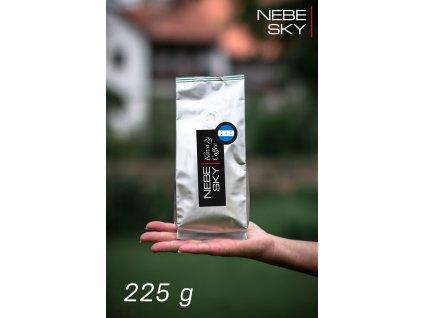 Pražená zrnková káva HONDURAS SHG Flor Azul - 100% arabica