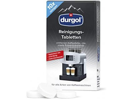 durgol cleaning tablets