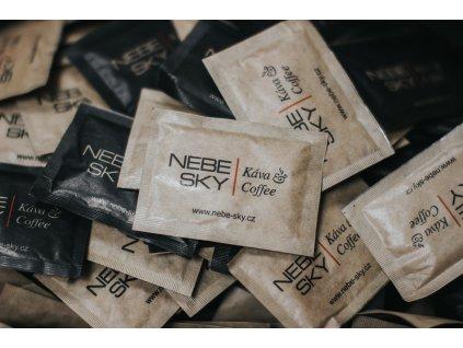 Cukr třtinový s logem NEBE-SKY