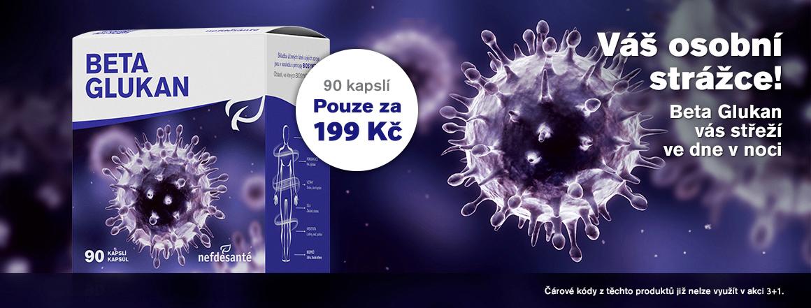 Beta Glukan 90 cps