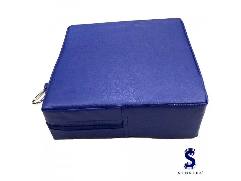 Modrý čtverec Senseez