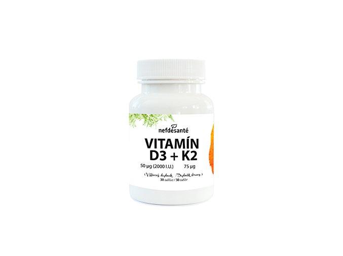 Produktova strana velky Vitamin D3+K2