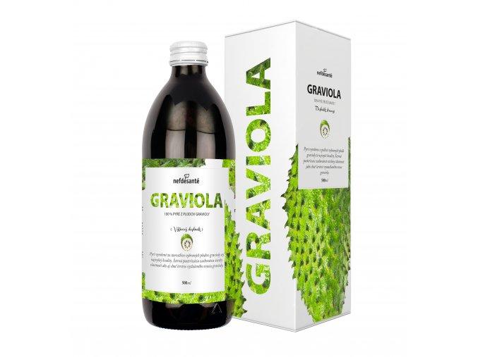 nefdesante Graviola CZ 500 ml