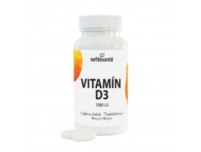 Vitamín D3 nefdesante cps