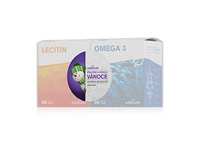 2pack Lecitin Omega3 2017