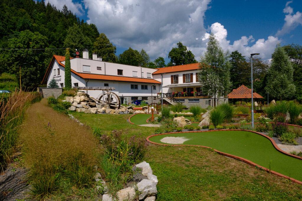 Reference - Hotel a restaurace U Vychopňů
