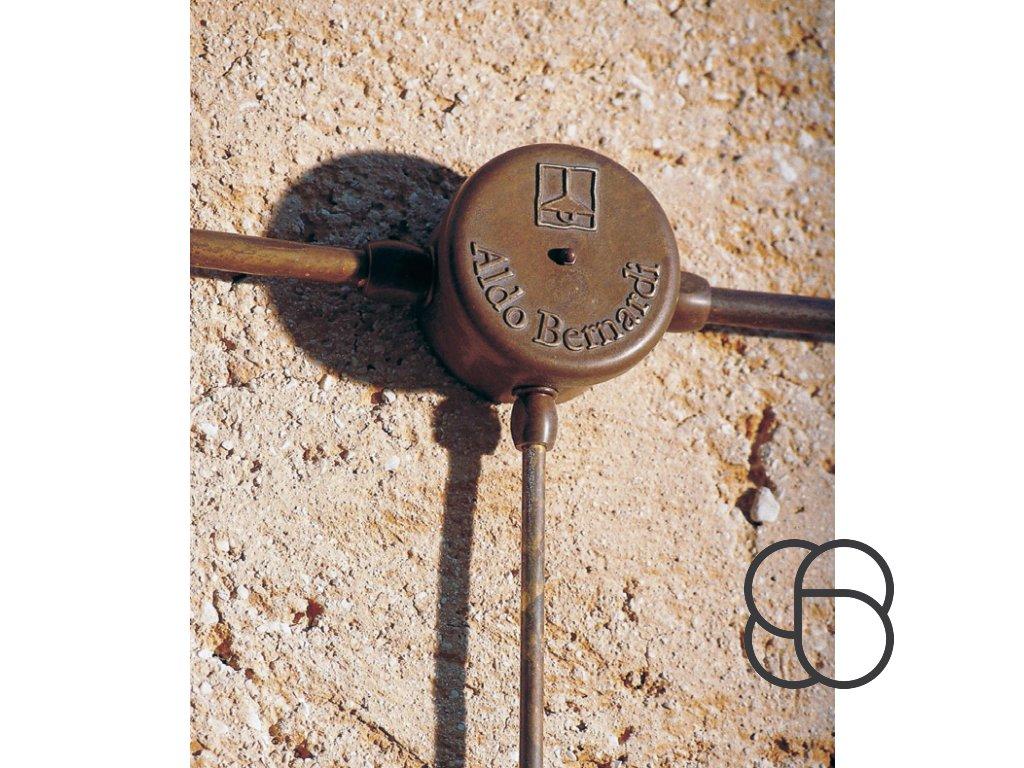 Povrchová instalace - trubky