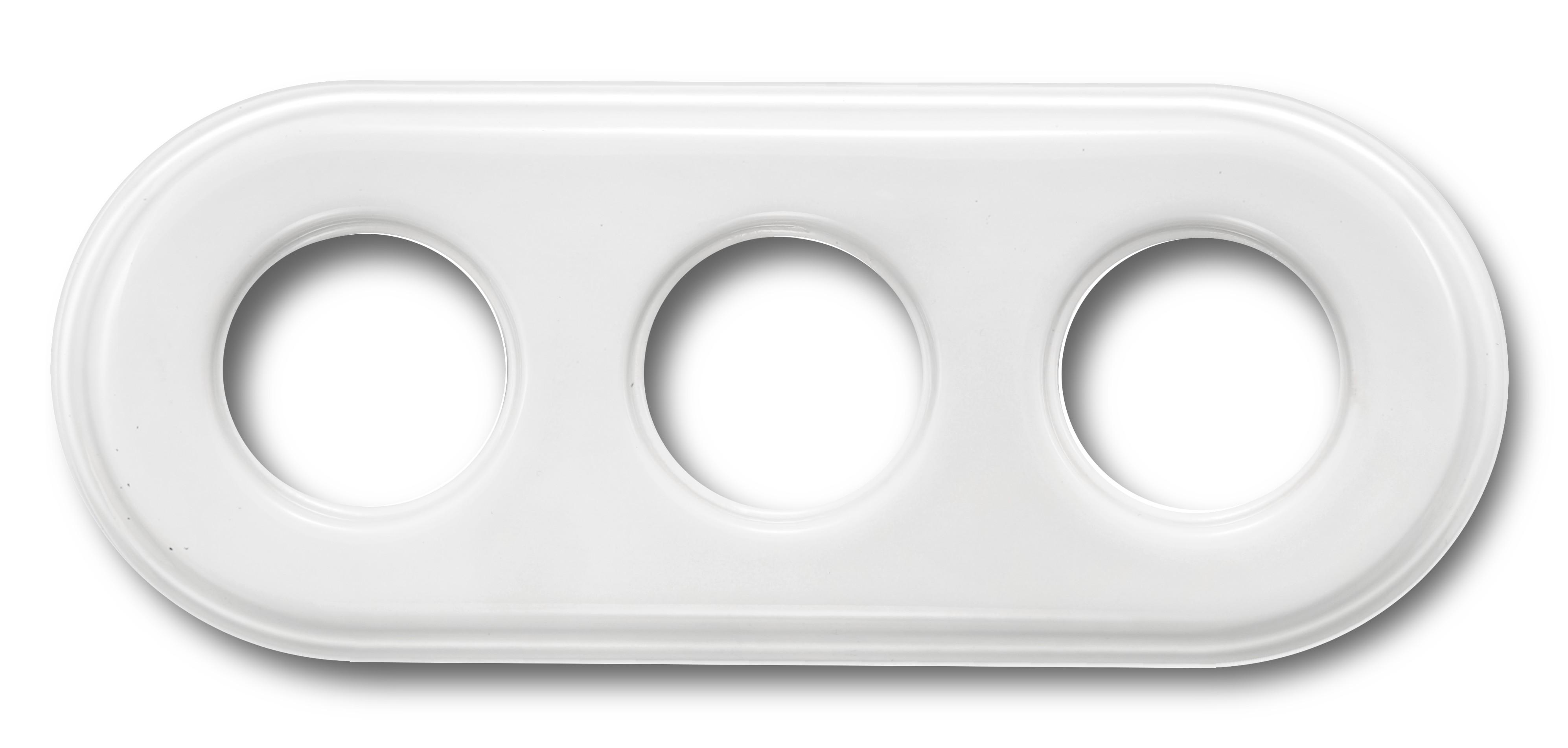 Rámečky pro vypínače a zásuvky (porcelán, kov, dřevo)