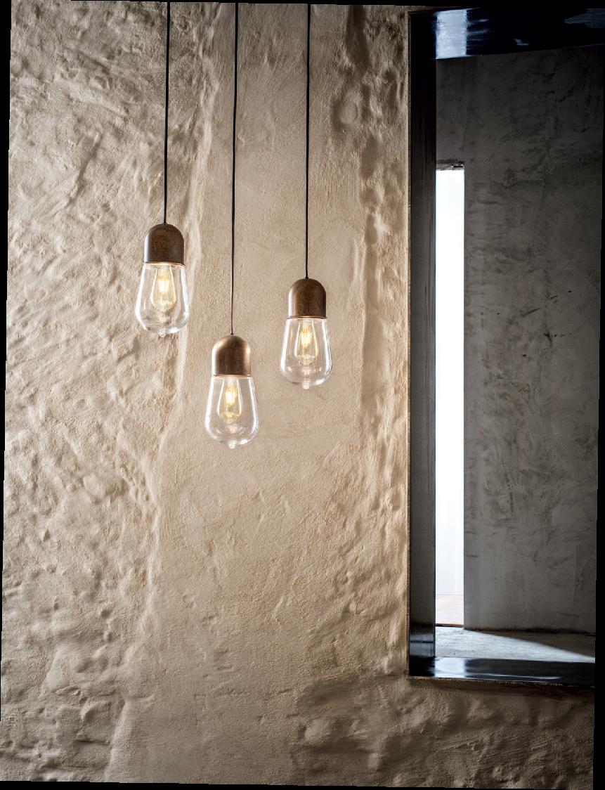 Designová svítidla Guinguette