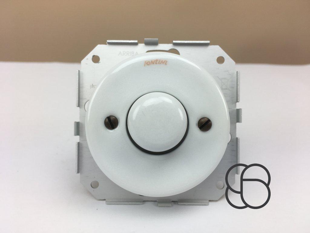 Univerzální stmívač Fontini žárovky i LED