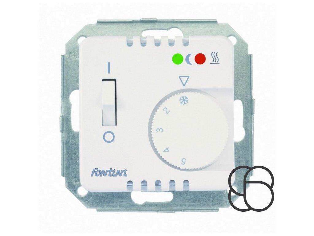 Pokojový termostat GARBY COLONIAL