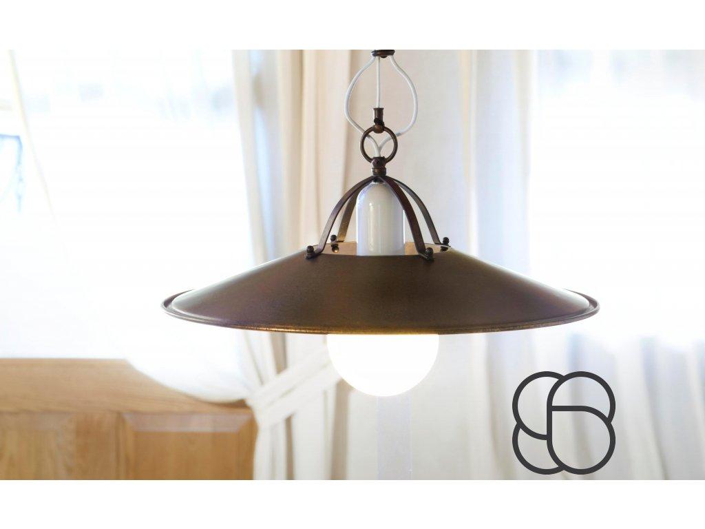 Závěsné stropní svítidlo retro Linea Postiglione - výprodej