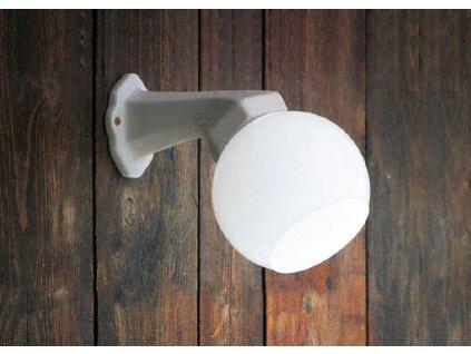 Nástěnné koupelnové svítidlo retro Linea Quaranta