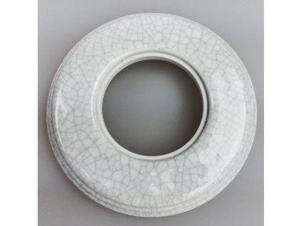 Rámeček Garby Colonial porcelánový/craquele