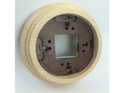 Rámeček vystouplý GARBY/nelakované dřevo