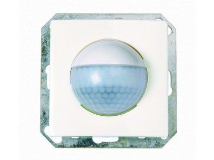 Detektor pohybu a zvuku úhel 180°/bílá