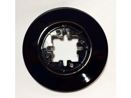 Rámeček DO SURFACE černý porcelán