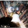 Porcelánové nástěnné svítidlo retro Linea Caracoi