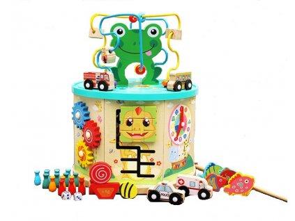 Proč se vyplatí investovat do dřevěných hraček pro děti?