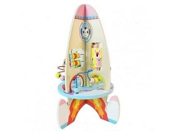 Dětská interaktivní raketa