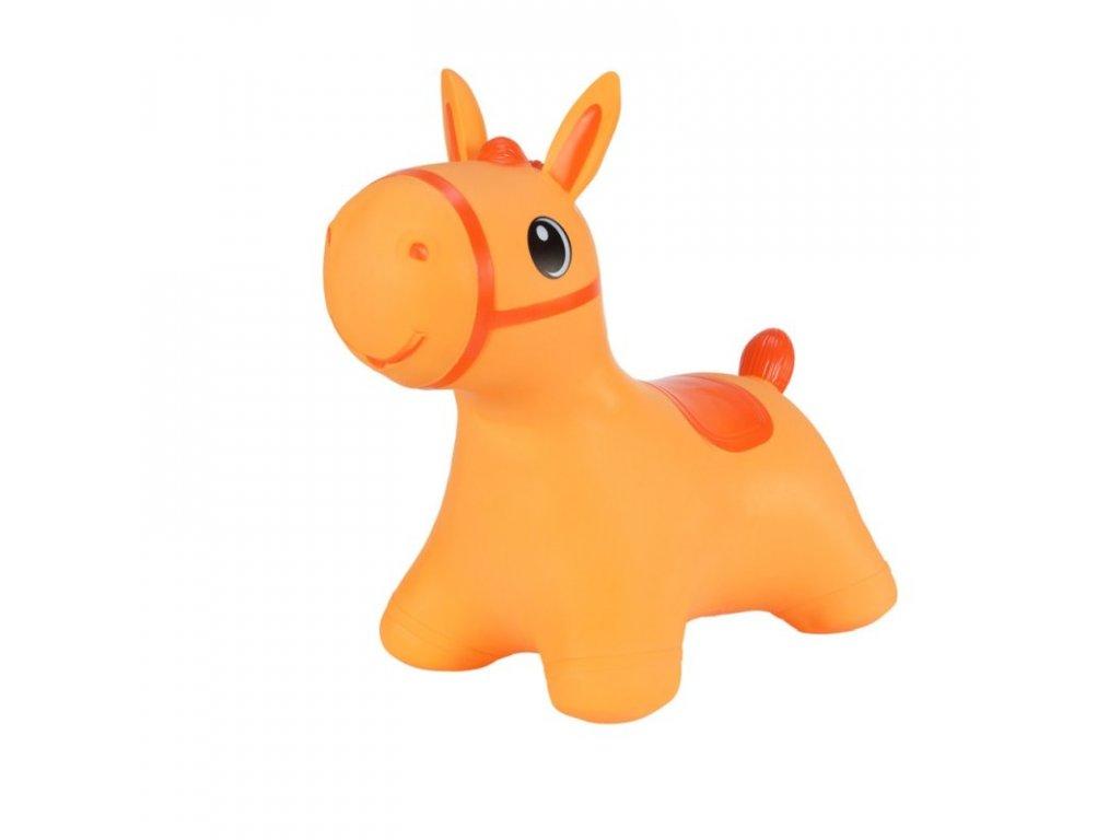 Hoopy koník oranžový