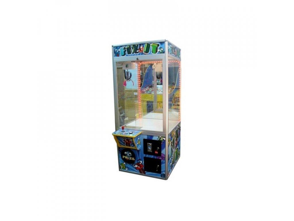 Dětský výherní automat na plyšáky - Fix It