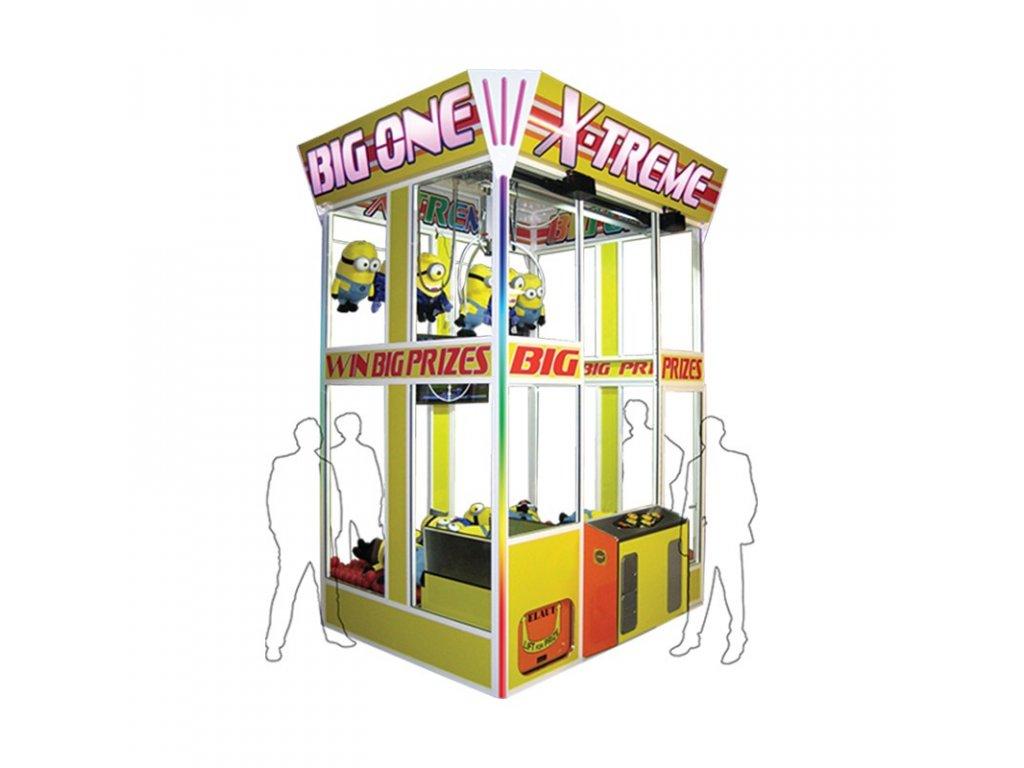 Dětský výherní automat na plyšáky - X-treme Big One