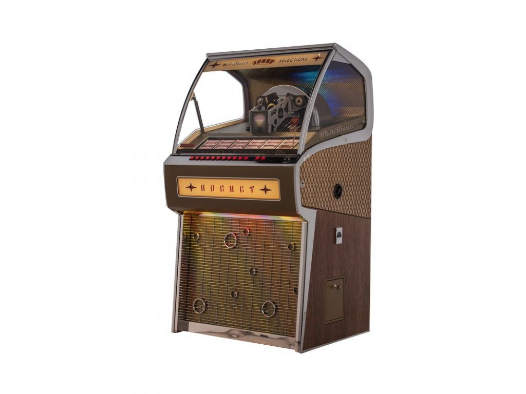 Soundleisure Vinyl jukebox Rocket