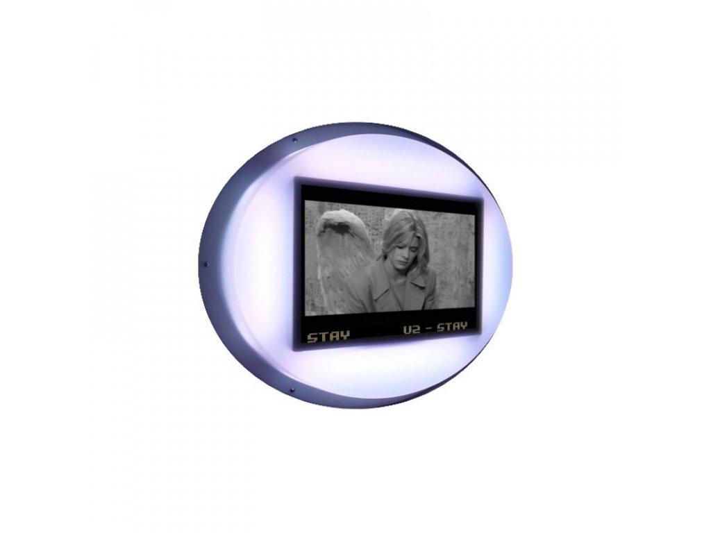 Zobrazovací LCD modul ZM-19W - bez podsvícení