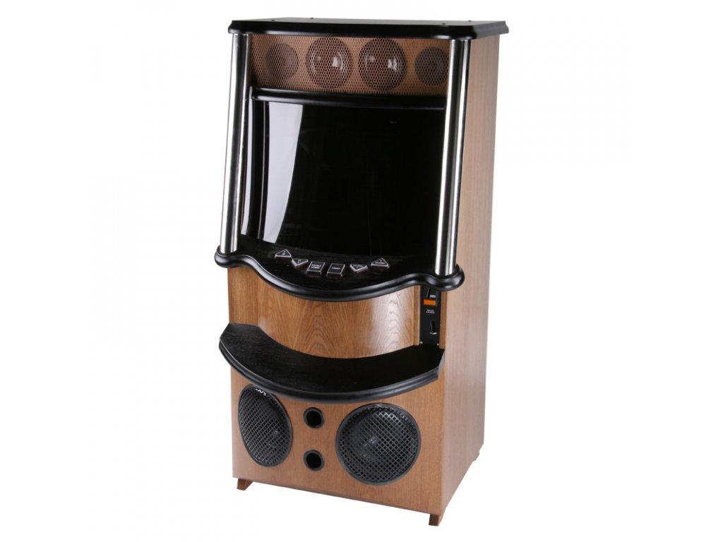 Použitý stojanový jukebox NEW PLUS - audio, video, karaoke, HDMI
