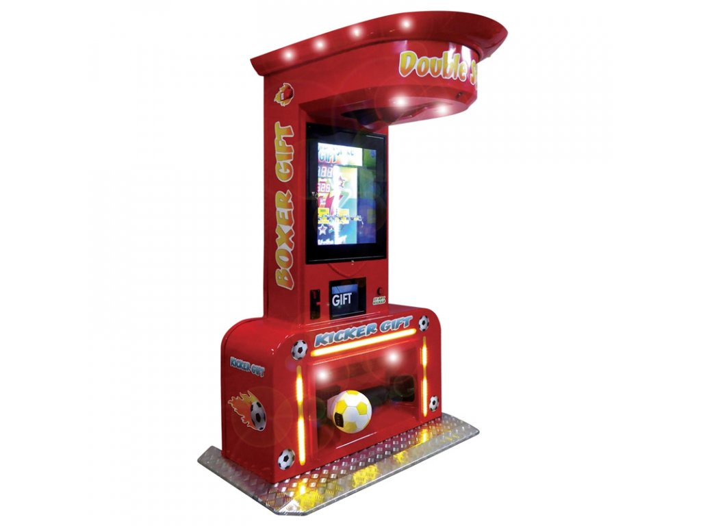 Kombinovaný silový automat s výhrou Double strike gift