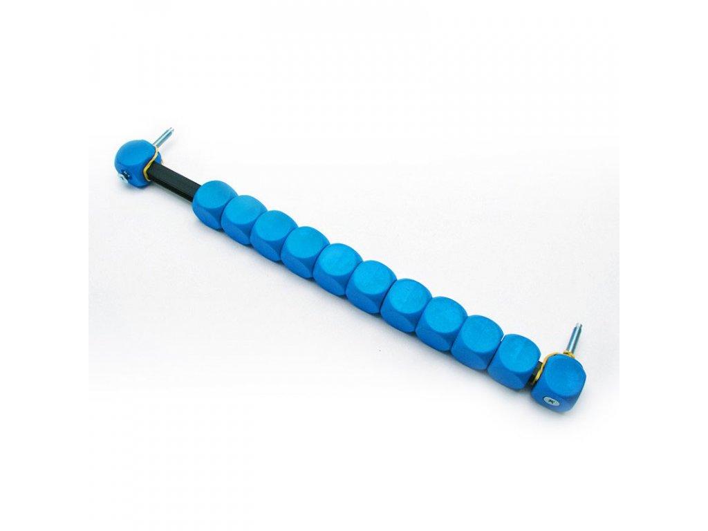 Plastové počítadlo - modré