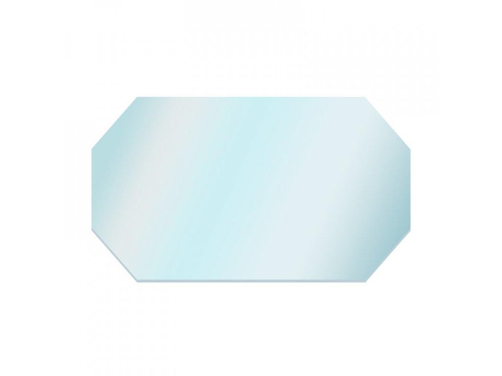 Spodní sklo osmihranné pro Roberto Sport 1777 x 630 x 6 mm