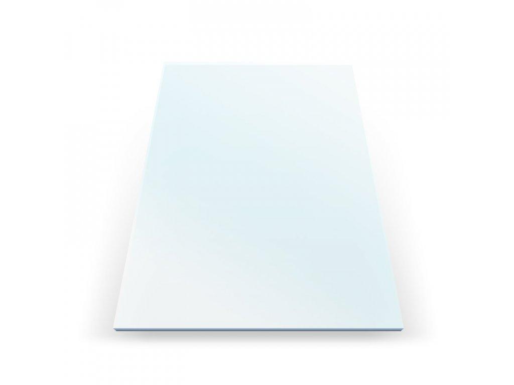 Vrchní krycí sklo Garlando - 1160 x 710 x 5 mm