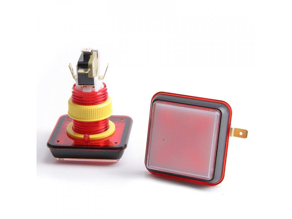 Tlačítko Gamesman GPB310 - square