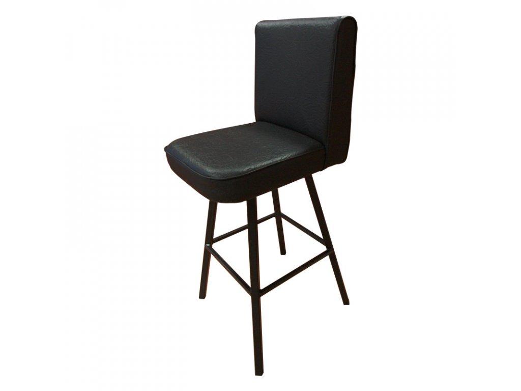 Barová židle NERO