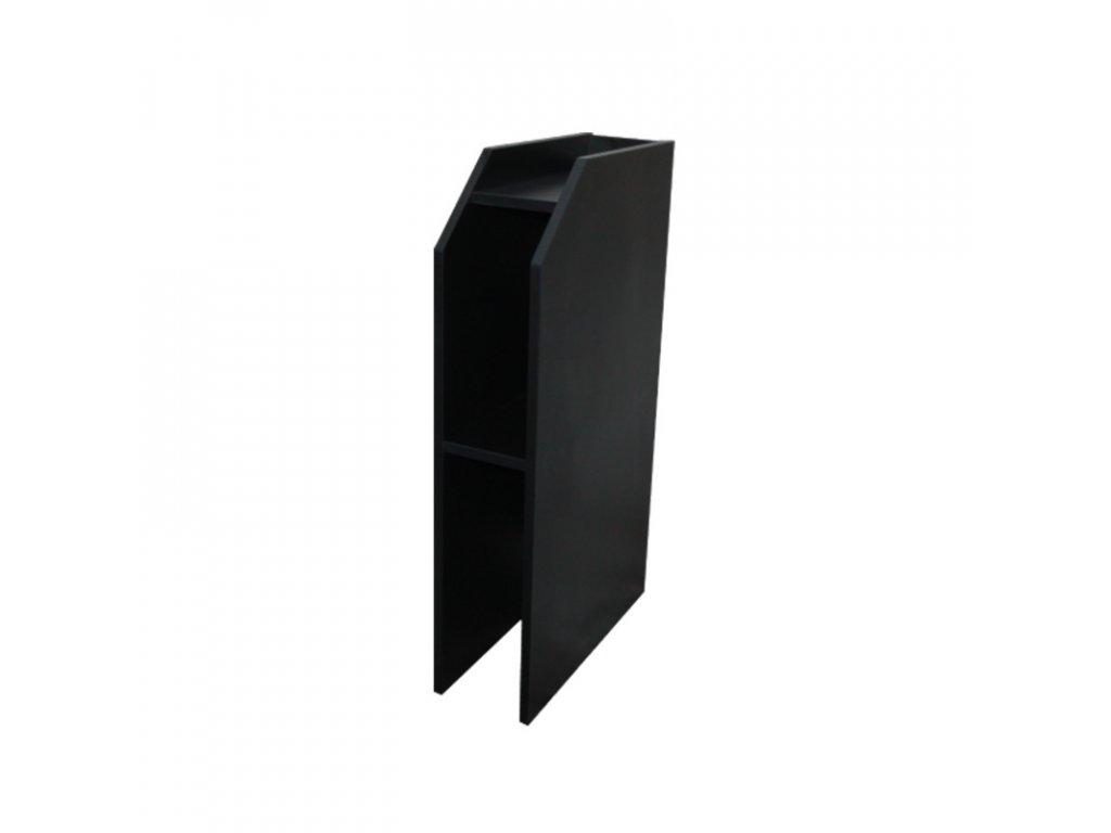 Odkládací stolek VLT Nero
