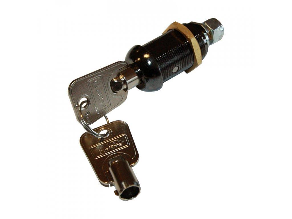 Mechanický zámek 10 pin Octagon T8