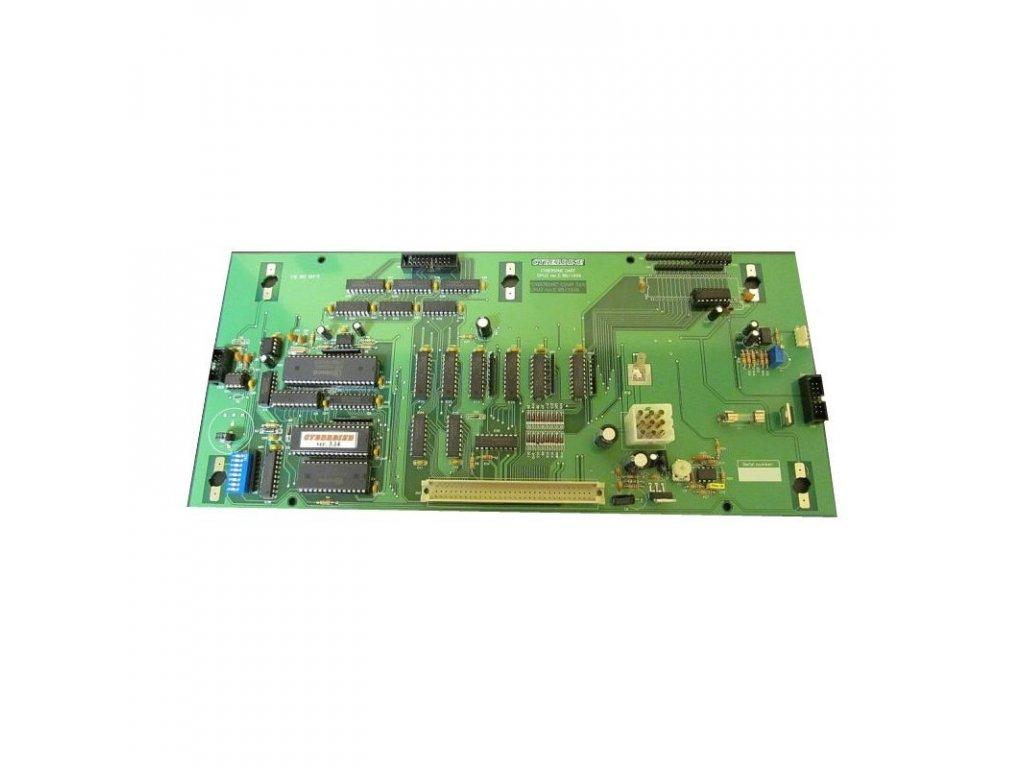 CPU řídící deska turnier