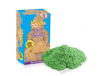 Náhradní balení kinetický písek - zelená barva
