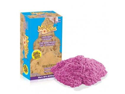 Náhradní balení kinetický písek - růžová barva