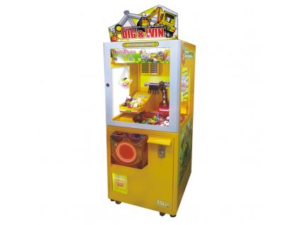 Dětský výherní automat - Dig and Win