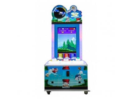 Interaktivní arkádová hra - Arcade Buzz