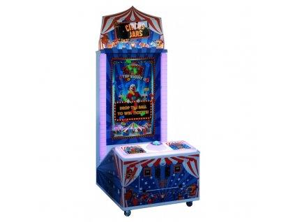 Interaktivní zábavná arkádová hra - Circus Jars